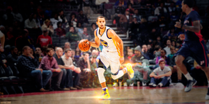 Stephen Curry by maybe1998