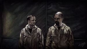 Breaking Bad Tribute by jeremiasch