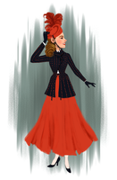 EASTER PARADE - JUDY GARLAND by DylanBonner