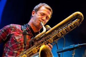 Colin Stetson by miclart