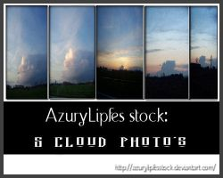 Cloud pack 2008-1 by AzurylipfesStock