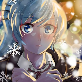 Weiss route ending by RustyArtist