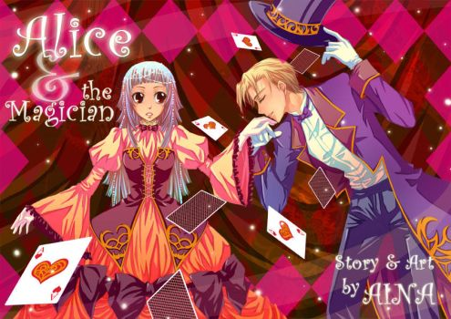 ALICE and the magician by kuso-taisa