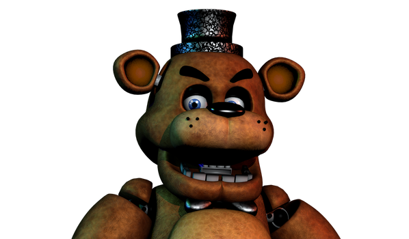 Angry Freddy by LetIsDoThis