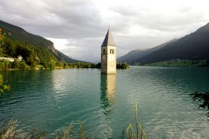 Lago di resia 4 by Wendybell80