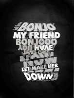 BonjoTypo by RoyalPalien