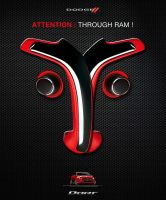 ATTENTION THROUGH RAM by ANOZER