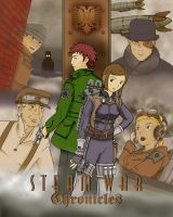 Steam War Chronicles by IndustrialComics
