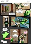 OoT Page 01 by VexxBlack