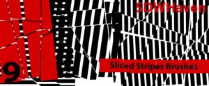 Sliced Strips Brushes by sdwhaven