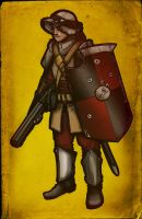 Condotteri Musketeer by GeneralVyse