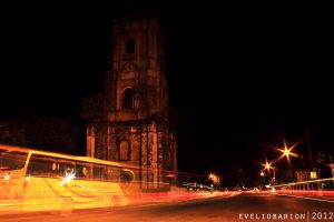 Jaro Belfry at night by Yolib