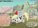 Mythbuckers 1 by Birdco