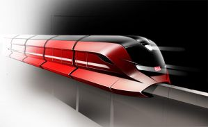 Deutsche Bahn Maglev by blueprint1981