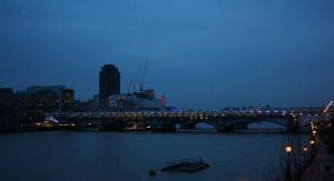 Blackfriars Station by ZCochrane