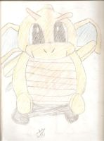 Dragonite by AquaNature10