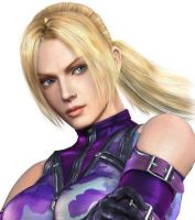 Wrath of the Gods: Nina Williams by Stylistic86