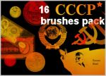 ussr brushes by nyaka