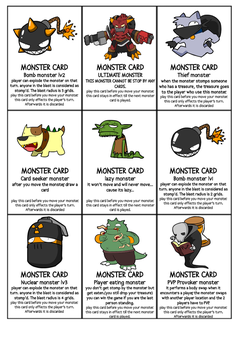 CardGame project3 by NCH85