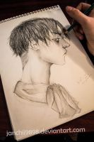 Levi Realistic by Janchii9898