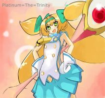 Platinum The Trinity by Nat3D3