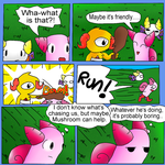 Troublesome Egg Page 21 by TheCreatorOfSoften