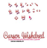 Cursor: Wishdred by RainbowPS