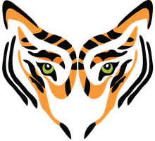 Tiger Logo 2 by Little-Raid
