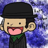 Bowler Hat by Kaxen6