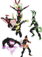 Loonatics Unleashed by Nightshade475