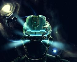 Lost in Dead Space 2 by NeLuBbOy