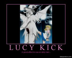 Lucy Kick .. by felixne