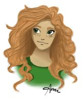 Clary Fray by deanswinchester