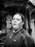 Faces of New York by PatrickMonnier