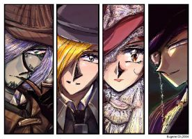 Slayers-Holmes for Luned-Lupin by EugeneCh