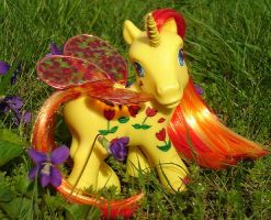 Custom MLP- Lady Tulip by songbird21