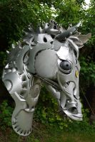 Horsehead2 by HubcapCreatures