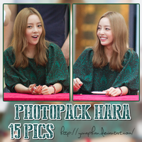 PHOTOPACK Hara (Kara) #119 by YunaPhan