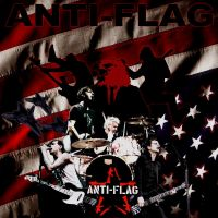 Anti-Flag Poster by digitroy