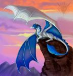 Winter's call by Galidor-Dragon