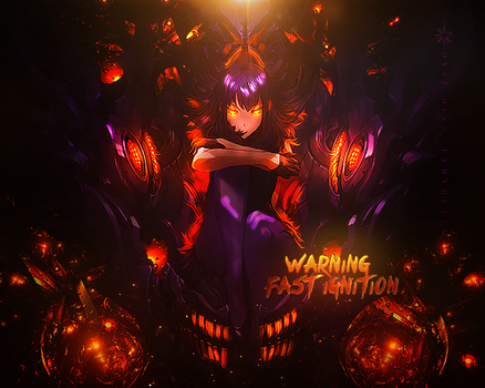 Warning fast ignition by stark-coyote