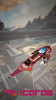 Icaras WipEout HD Fury Vector by spectravideo