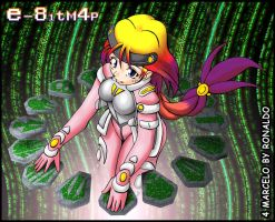 E-Bitmap For Marcelo by freelancemanga