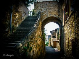 Mirabel Baronnies walk with Paul Gore by Sweetlylou