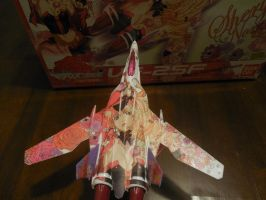 1/100 Messiah Valkyrie - Sheryl Marking Over Top by Leimary