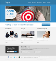 Business Template by fkappau