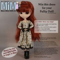 Win this Dress for Your Pullip! by KerriaRosette