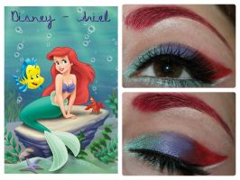 Disney : The Little Mermaid by Luhivy