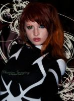 Spider Girl by PhorionImaging