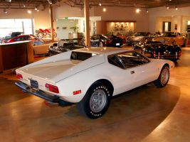 1974 Ford Pantera 100 MILES by Partywave